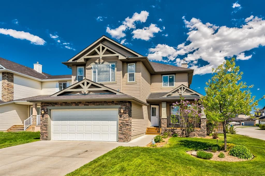 Main Photo: 207 Willowmere Way: Chestermere Detached for sale : MLS®# A1114245