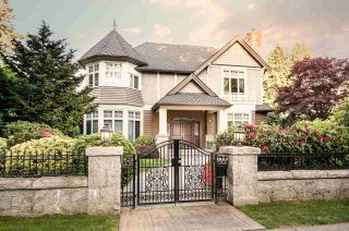 Photo 1: 5938 ADERA Street in Vancouver: South Granville House for sale (Vancouver West)  : MLS®# R2504825