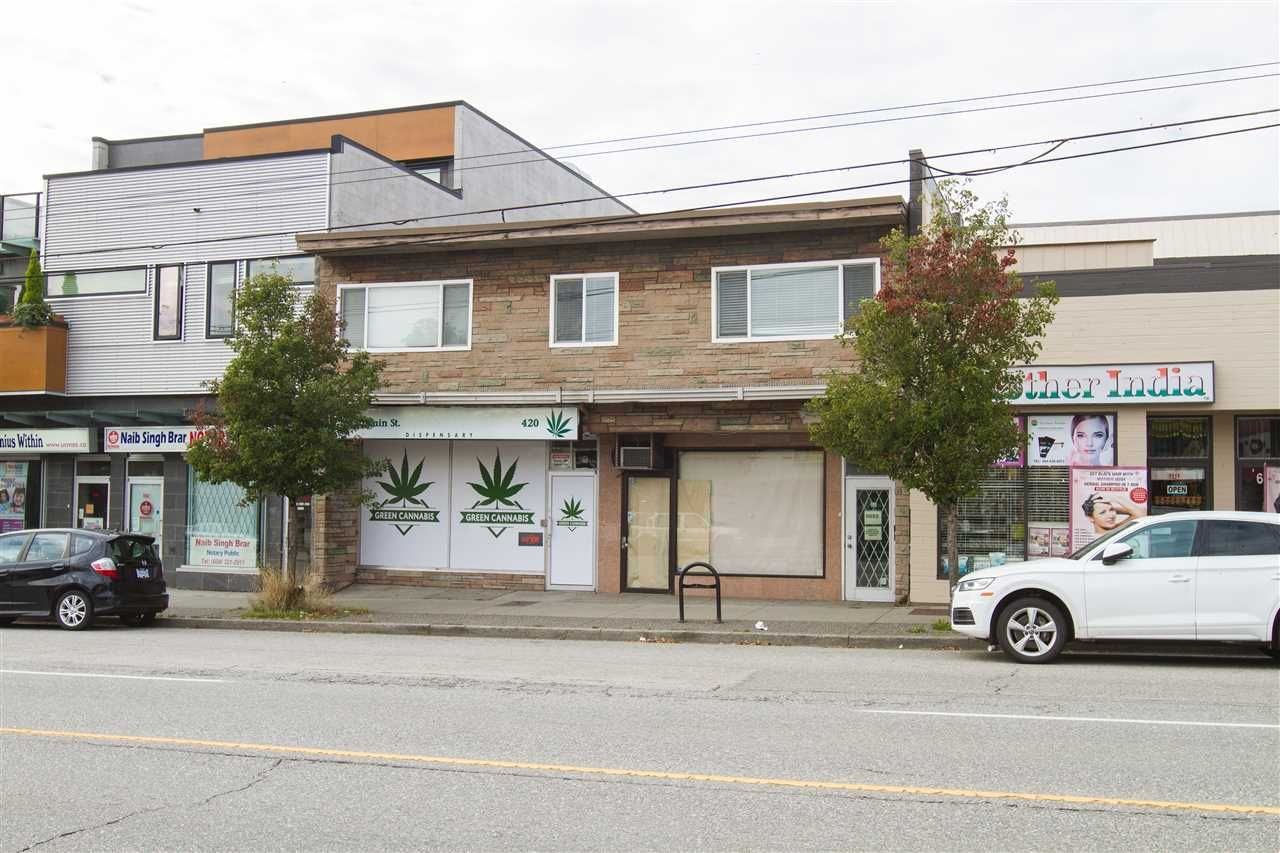 Main Photo: 6653 MAIN Street in Vancouver: South Vancouver House for sale (Vancouver East)  : MLS®# R2508595