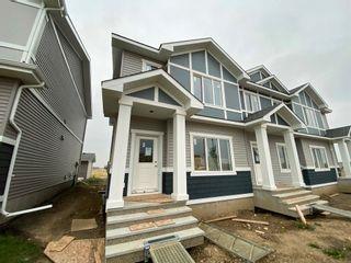 Photo 1: 8507 96 Avenue: Morinville Attached Home for sale : MLS®# E4255190