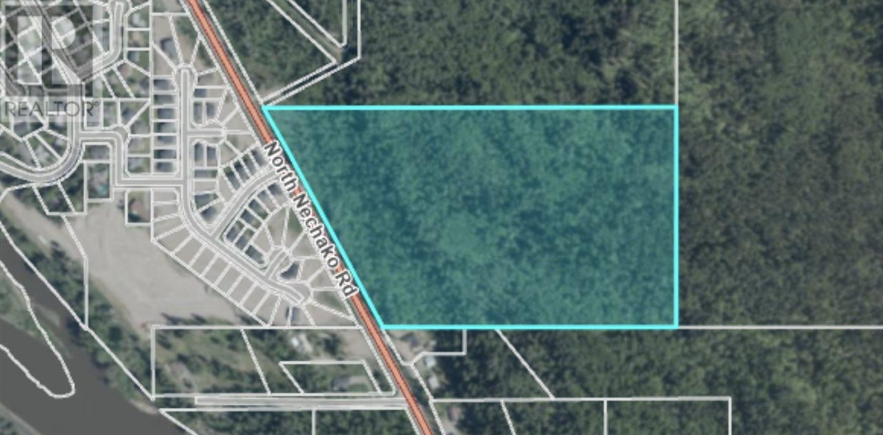 Main Photo: 2100 NORTH NECHAKO ROAD in Prince George: Vacant Land for sale : MLS®# R2555545