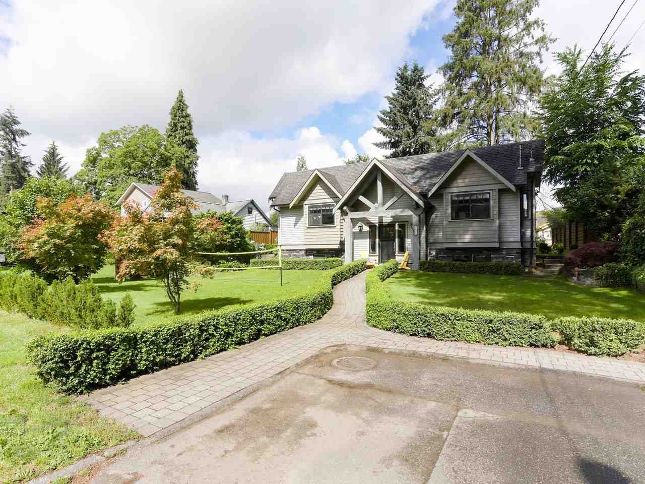 Main Photo: 9163 QUEEN STREET in Langley: Fort Langley House for sale : MLS®# R2563048