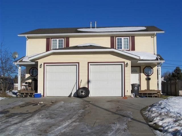 Main Photo: 9514 94TH Avenue in Fort St. John: Fort St. John - City SE 1/2 Duplex for sale (Fort St. John (Zone 60))  : MLS®# N224581