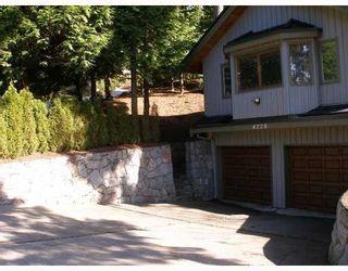 Photo 8: 4720 WOODLEY DR in West Vancouver: Cypress Park Estates House for sale ()  : MLS®# V812473