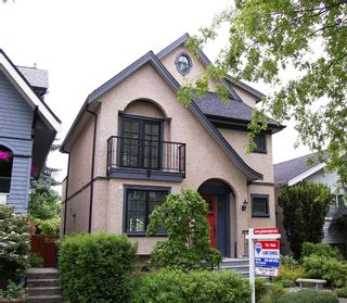 """Photo 1: 855 W 19TH AV in Vancouver: Cambie House for sale in """"DOUGLAS PARK"""" (Vancouver West)  : MLS®# V988760"""