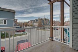 Photo 14: 705 10 Auburn Bay Avenue SE in Calgary: Auburn Bay Row/Townhouse for sale : MLS®# A1046480