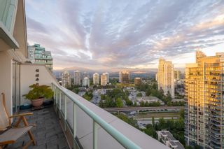 """Photo 23: 2501 6188 PATTERSON Avenue in Burnaby: Metrotown Condo for sale in """"The Wimbledon Club"""" (Burnaby South)  : MLS®# R2617590"""