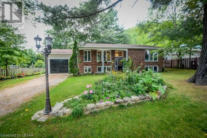 Main Photo: 351 CHEMAUSHGON Road in Bancroft: House for sale : MLS®# 40163434