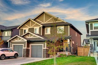 Main Photo: 102 Legacy Glen Common in Calgary: Legacy Semi Detached for sale : MLS®# A1149008