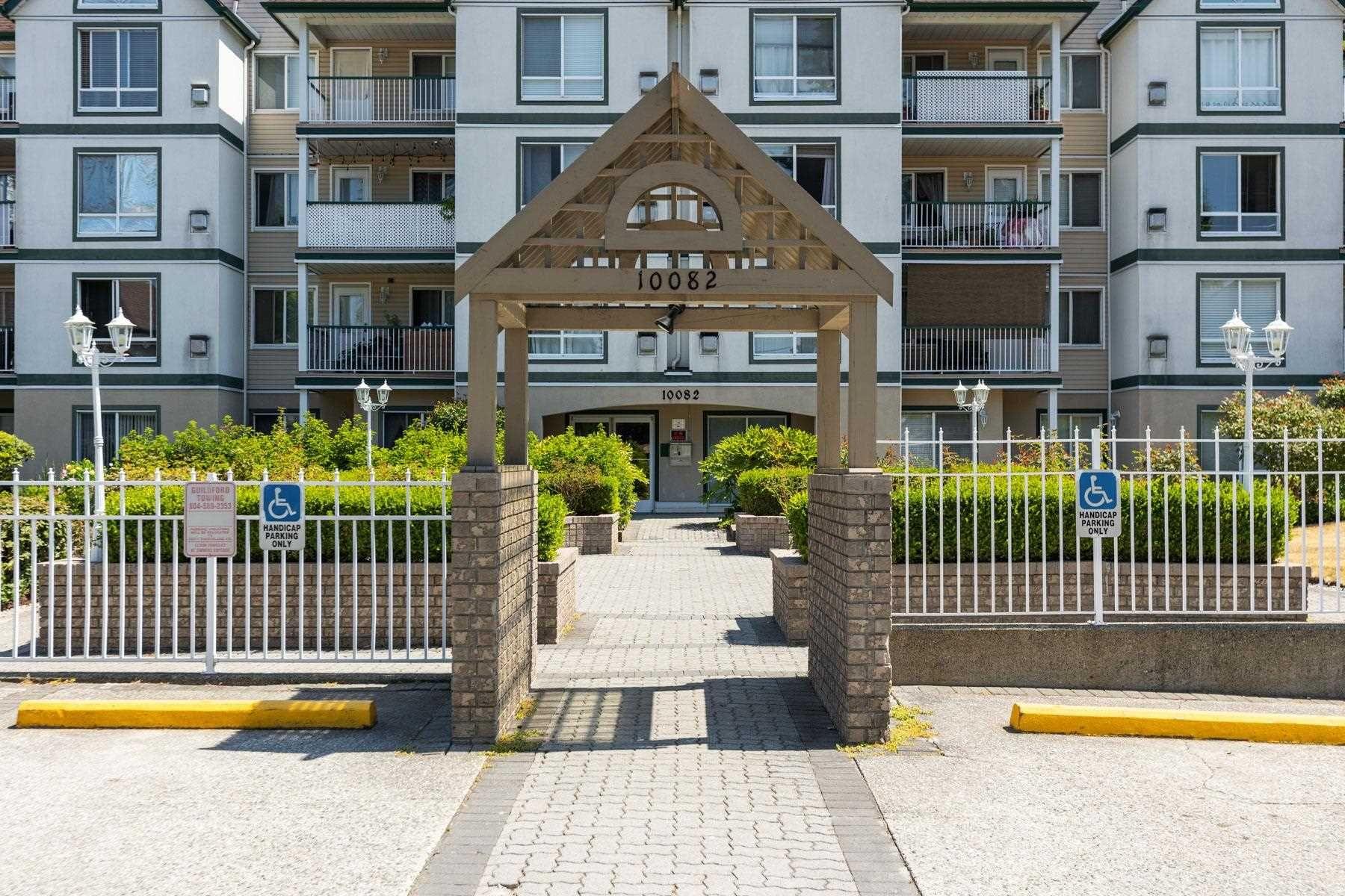 Main Photo: 312 10082 132 Street in Surrey: Whalley Condo for sale (North Surrey)  : MLS®# R2602707