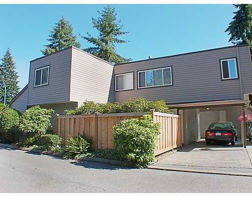Main Photo: 3 3397 HASTINGS Street in Port_Coquitlam: Woodland Acres PQ Townhouse for sale (Port Coquitlam)  : MLS®# V778540