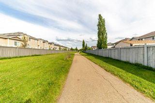 Photo 38: 17 18230 104A Street in Edmonton: Zone 27 Townhouse for sale : MLS®# E4250224