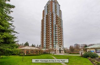 """Photo 2: 801 6837 STATION HILL Drive in Burnaby: South Slope Condo for sale in """"Claridges"""" (Burnaby South)  : MLS®# R2239068"""