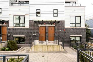 """Photo 36: 2 365 E 16TH Avenue in Vancouver: Mount Pleasant VE Townhouse for sale in """"Hayden"""" (Vancouver East)  : MLS®# R2574581"""