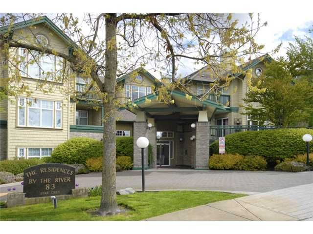 """Main Photo: # 208 83 STAR CR in New Westminster: Queensborough Condo for sale in """"RESIDENCE BY THE RIVER"""" : MLS®# V1028824"""