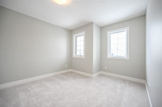 Photo 23: 179 Edgemont Road in Edmonton: Zone 57 House for sale : MLS®# E4261351