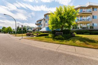 """Photo 27: 106 7685 AMBER Drive in Sardis: Sardis West Vedder Rd Condo for sale in """"The Sapphire"""" : MLS®# R2601700"""