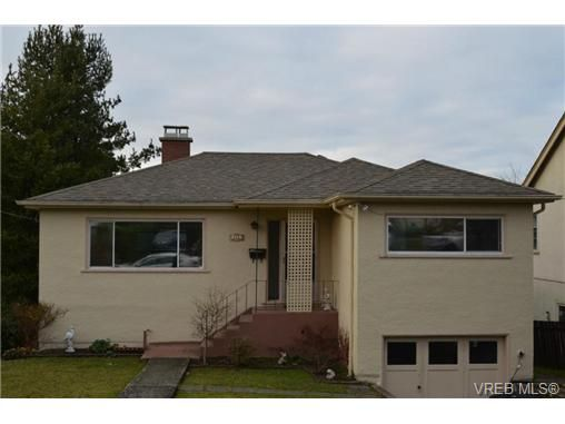 Main Photo: 3114 Donald St in VICTORIA: SW Tillicum House for sale (Saanich West)  : MLS®# 718451