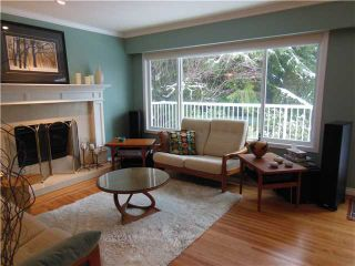 """Photo 2: 1722 APPIN Road in North Vancouver: Westlynn House for sale in """"Westlynn"""" : MLS®# V1049386"""