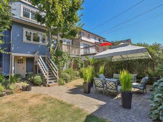 Photo 19: 2190 45TH AVENUE in Vancouver West: Home for sale : MLS®# V1139934