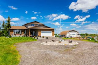 Photo 3: 272180 Twp Rd 240 in Rural Rocky View County: Rural Rocky View MD Detached for sale : MLS®# A1077331