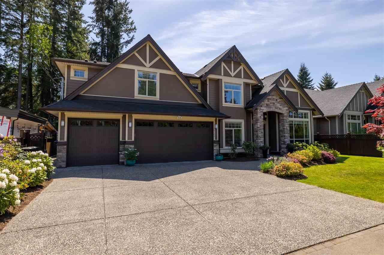 """Main Photo: 20702 40 Avenue in Langley: Brookswood Langley House for sale in """"BROOKSWOOD"""" : MLS®# R2581096"""