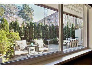 "Photo 16: 112 550 E 6TH Avenue in Vancouver: Mount Pleasant VE Condo for sale in ""Landmark Gardens"" (Vancouver East)  : MLS®# V1109766"
