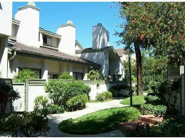 Main Photo: LA JOLLA Townhouse for rent : 3 bedrooms : 3216 Caminito Eastbluff #65