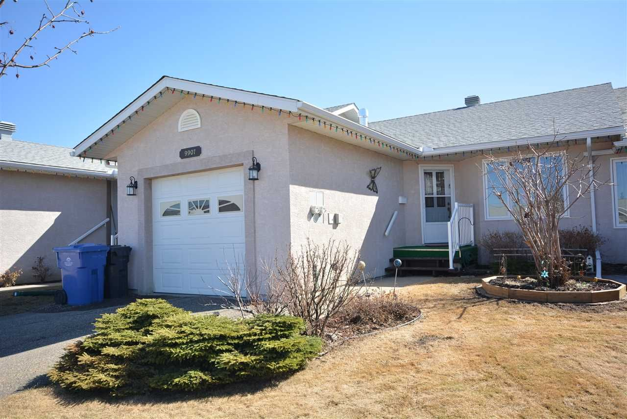 Main Photo: 9907 115 Avenue in Fort St. John: Fort St. John - City NE Townhouse for sale (Fort St. John (Zone 60))  : MLS®# R2570302
