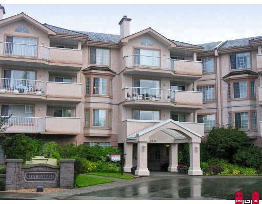 """Main Photo: 306 5375 205TH Street in Langley: Langley City Condo for sale in """"Glenmount Park"""" : MLS®# F2809036"""
