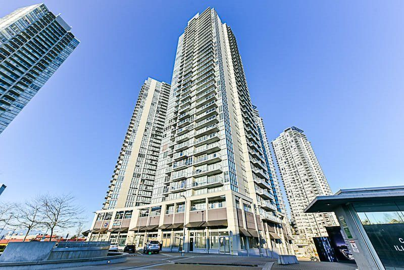 "Main Photo: 3508 9981 WHALLEY Boulevard in Surrey: Whalley Condo for sale in ""Park Place"" (North Surrey)  : MLS®# R2279566"