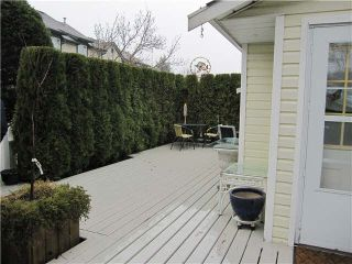 """Photo 12: 501 20675 118TH Avenue in Maple Ridge: Southwest Maple Ridge Townhouse for sale in """"ARBOR WYND"""" : MLS®# V1104184"""