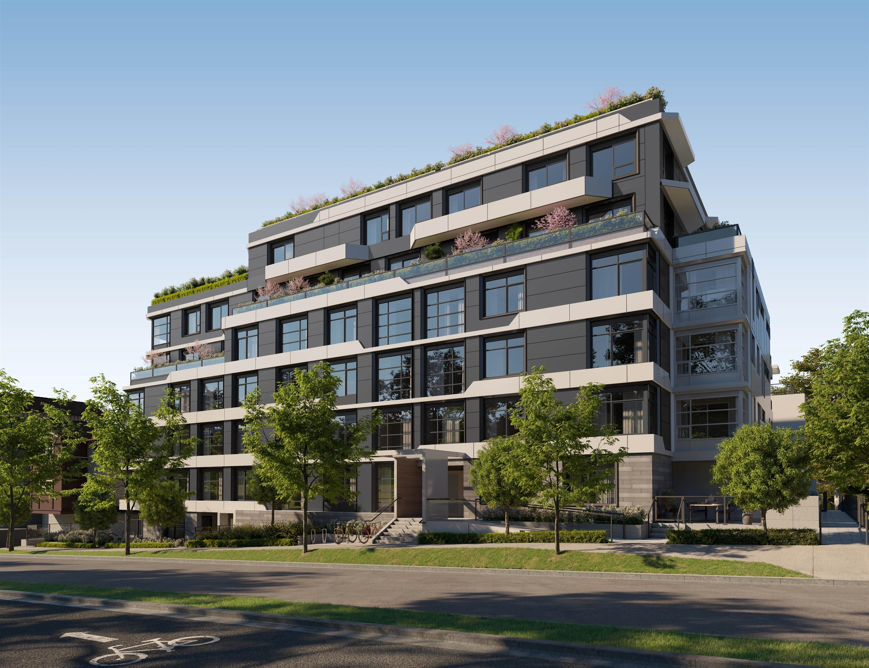 """Main Photo: 509 3264 VANNESS Avenue in Vancouver: Collingwood VE Condo for sale in """"Clive at Collingwood"""" (Vancouver East)  : MLS®# R2625635"""