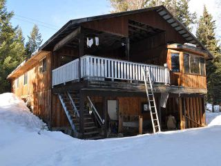 Photo 2: 1893 WEST FRASER Road in Quesnel: Quesnel Rural - South House for sale (Quesnel (Zone 28))  : MLS®# N207180