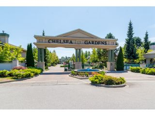 """Photo 1: 177 13888 70 Avenue in Surrey: East Newton Townhouse for sale in """"Chelsea Gardens"""" : MLS®# R2443573"""