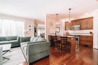 """Photo 3: 17 11384 BURNETT Street in Maple Ridge: East Central Townhouse for sale in """"MAPLE CREEK LIVING"""" : MLS®# R2589737"""