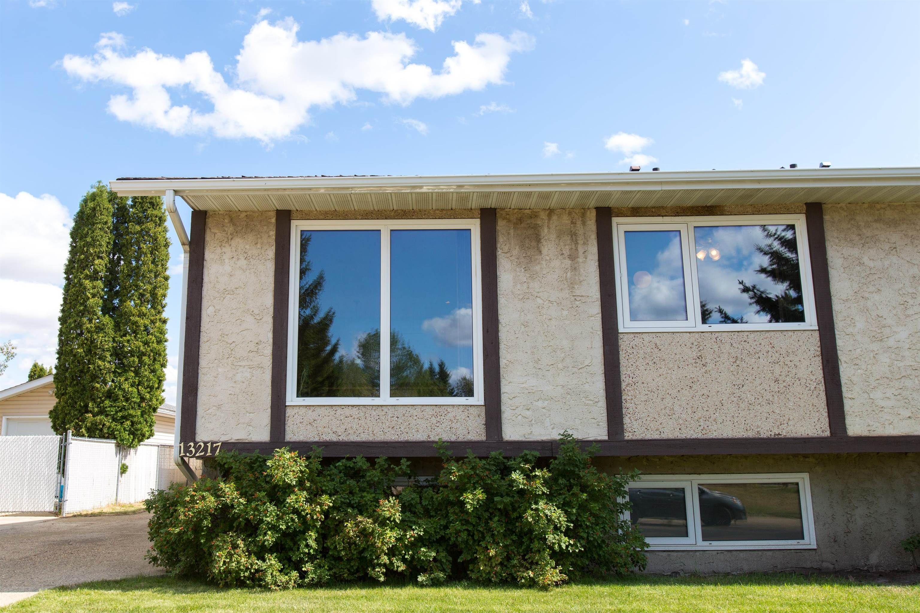 Main Photo: 13217 39A Street in Edmonton: Zone 35 House Half Duplex for sale : MLS®# E4262372