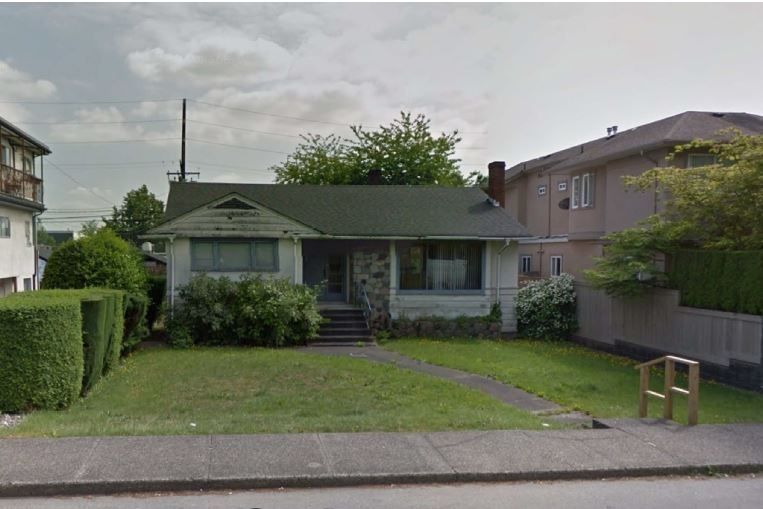 Main Photo: 4040 ALBERT STREET in : Vancouver Heights House for sale : MLS®# R2041751