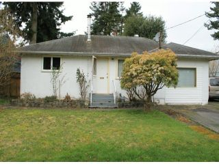 """Photo 1: 1273 STAYTE Road: White Rock House for sale in """"East White Rock"""" (South Surrey White Rock)  : MLS®# F1306376"""