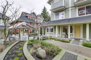 "Photo 1: 18 339 E 33RD Avenue in Vancouver: Main Townhouse for sale in ""WALK TO MAIN"" (Vancouver East)  : MLS®# R2336121"
