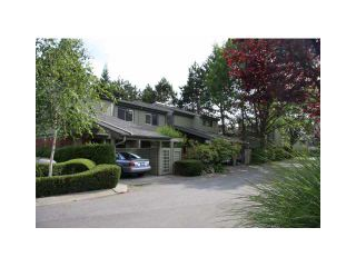 """Photo 1: 2238 MCBAIN Avenue in Vancouver: Quilchena Townhouse  in """"ARBUTUS VILLAGE"""" (Vancouver West)  : MLS®# V1091234"""