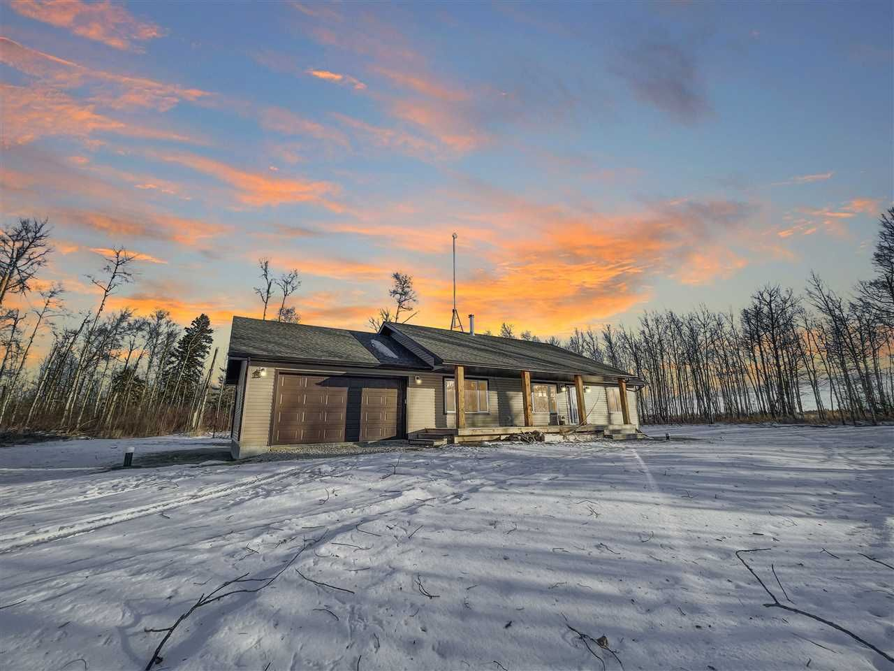 Main Photo: 13 55504 RGE RD 13: Rural Lac Ste. Anne County House for sale : MLS®# E4229579