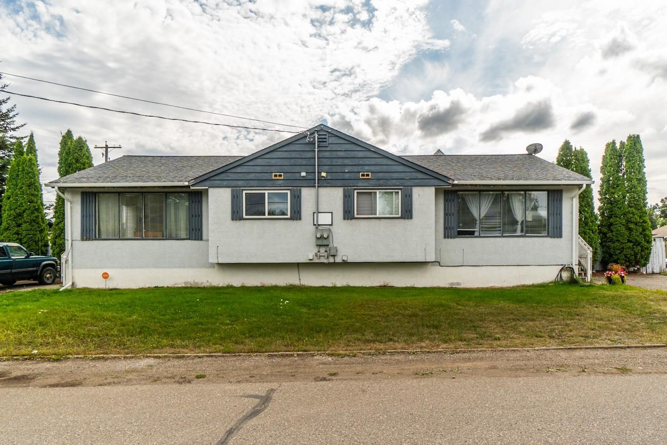 Main Photo: 206 IRWIN Street in Prince George: Central Duplex for sale (PG City Central (Zone 72))  : MLS®# R2613503