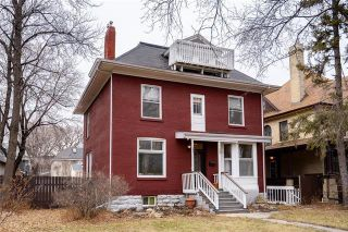 Photo 1: 92 Balmoral Street in Winnipeg: West Broadway Residential for sale (5A)  : MLS®# 202102175