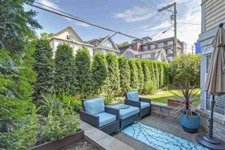 "Photo 14: 104 2355 W BROADWAY Street in Vancouver: Kitsilano Condo for sale in ""Connaught Park Place"" (Vancouver West)  : MLS®# R2306198"