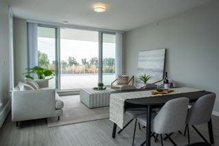 """Photo 5: 602 3188 RIVERWALK Avenue in Vancouver: South Marine Condo for sale in """"Currents at Water's Edge"""" (Vancouver East)  : MLS®# R2613034"""