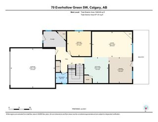 Photo 36: 70 Everhollow Green SW in Calgary: Evergreen Detached for sale : MLS®# A1131033