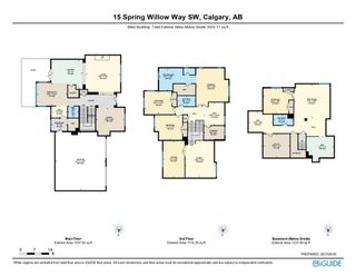 Photo 45: 15 Spring Willow Way SW in Calgary: Springbank Hill Detached for sale : MLS®# A1151263