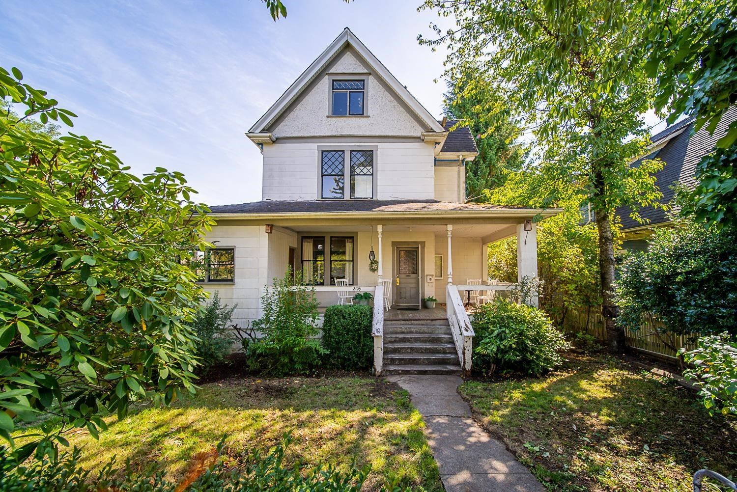 """Main Photo: 316 THIRD Avenue in New Westminster: Queens Park House for sale in """"Queens Park"""" : MLS®# R2619516"""