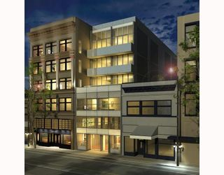 """Photo 1: 510 53 WEST HASTINGS Street in Vancouver: Downtown VW Condo for sale in """"PARIS ANNEX"""" (Vancouver West)  : MLS®# V749029"""